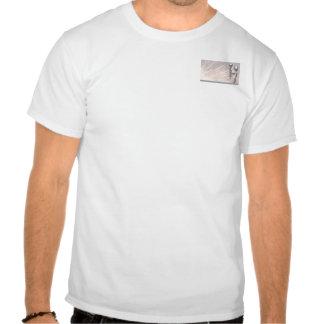 Aperto de mão de cristal de Starburst Tshirts