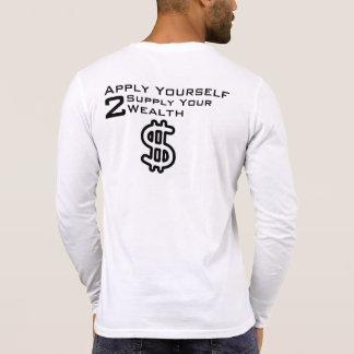 Aplique-se Tshirt