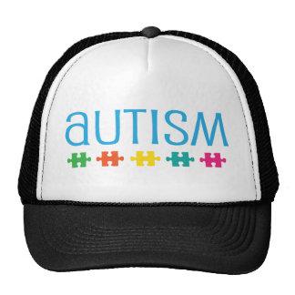 Apoio da parte do quebra-cabeça do autismo bone