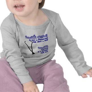 Apoio da reforma dos cuidados médicos de Ted Tshirts