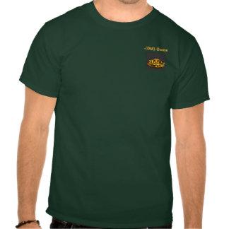 Apoio, - {DM} - ganso Camiseta