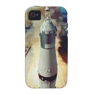 Apollo 11 tira capa para iPhone 4/4S