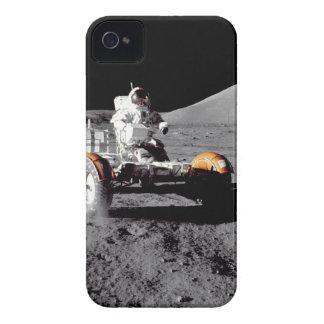 Apollo 17 Rover Capa Para iPhone 4 Case-Mate