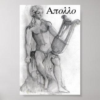 Apollo Pôster