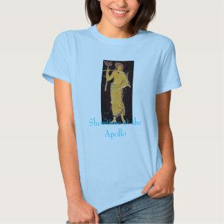 Apollo, Showtime no Apollo Camiseta