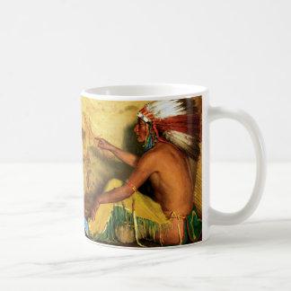 Apontar com orgulho a seu registro caneca de café