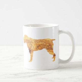 Apontar Griffon Wirehaired Caneca De Café