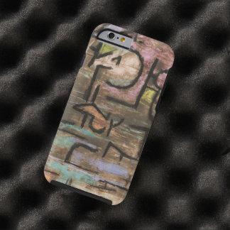 Após a inundação por Paul Klee Capa Tough Para iPhone 6