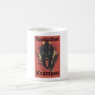 Appalachian Krampus Caneca De Café