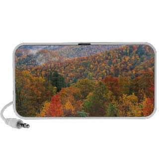 Appalachian luxúria Carolina da paisagem da cena Caixinhas De Som Para Notebook