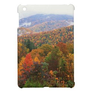 Appalachian luxúria Carolina da paisagem da cena Capa Para iPad Mini