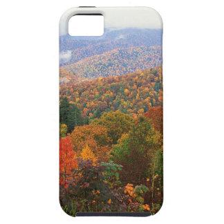 Appalachian luxúria Carolina da paisagem da cena iPhone 5 Capas