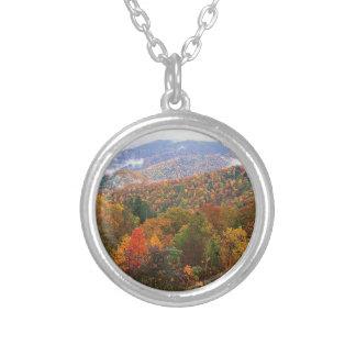 Appalachian luxúria Carolina da paisagem da cena Bijuteria Personalizada