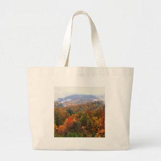 Appalachian luxúria Carolina da paisagem da cena Bolsa Para Compras