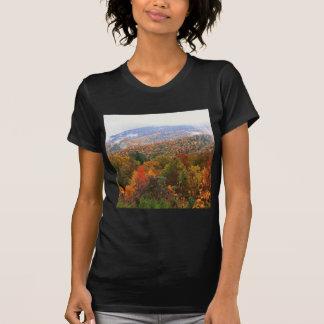 Appalachian luxúria Carolina da paisagem da cena Camiseta