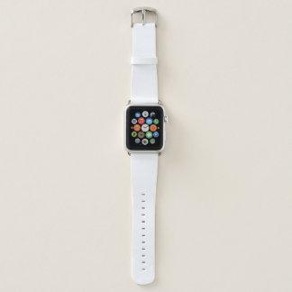 Apple olha a banda de couro, 42mm
