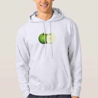 Apple verde moletom