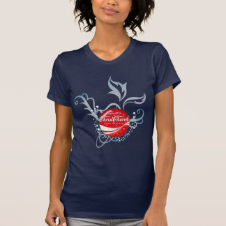 Aprecie a vida em Christchurch NZ T-shirts