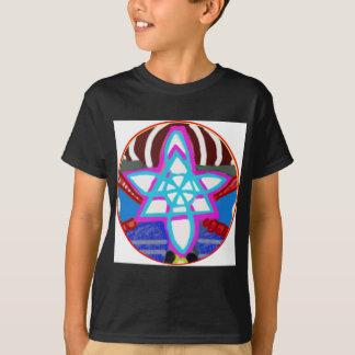 Apresentação artística da LUA do SOL n Camisetas