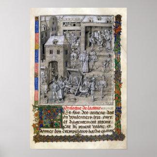 Apresentação do livro a Philippe Le Bon Pôsteres