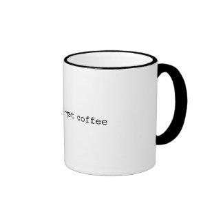 Apt-Get Coffee Caneca