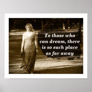 Aqueles que podem sonhar posters