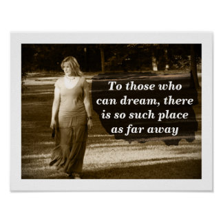 Aqueles que podem sonhar pôster