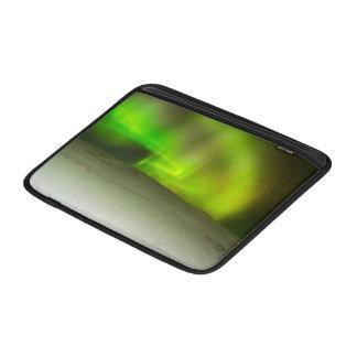 "Ar 13"" de Macbook da aurora boreal horizontal Bolsa De MacBook"