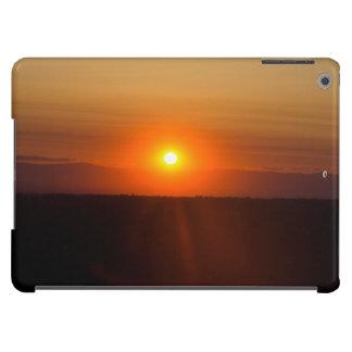 Ar do iPad do por do sol Capa Para iPad Air