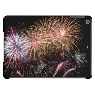 Ar do iPad dos fogos-de-artifício Capa Para iPad Air