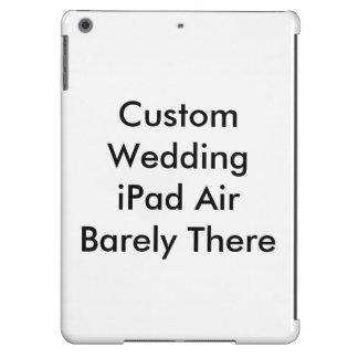 Ar feito sob encomenda do iPad do casamento mal lá