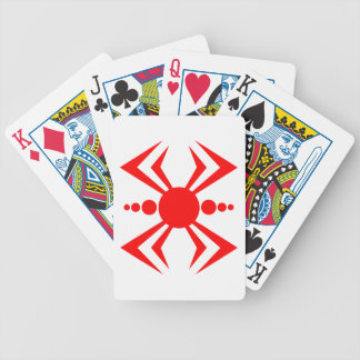 Aranha japonesa baralho para truco