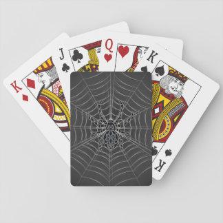 Aranha tribal cartas de baralho