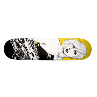 Arbitrário Shape De Skate 18,4cm