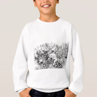Arbusto selvagem e distorcido do deserto t-shirts