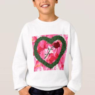 Arbustos cor-de-rosa do coração cor-de-rosa tshirt