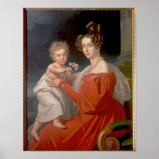 Archduchess Sophia de Áustria Poster