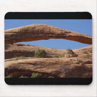 Arco da paisagem mousepads