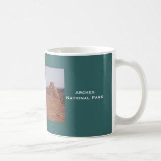 Arco delicado, ArchesNat… Caneca De Café