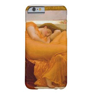 Ardendo junho pelo senhor Frederic Leighton Capa Barely There Para iPhone 6