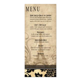 Areia do menu | do comensal da torre Eiffel de Convites