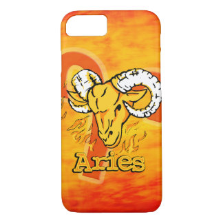 Aries as capas de iphone do sinal do fogo do
