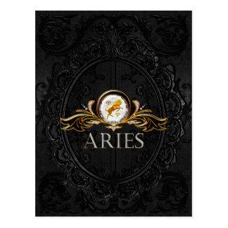 Aries Cartão Postal