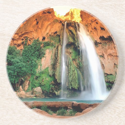 Arizona de Havasu da cachoeira Porta Copos Para Bebidas