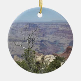 Arizona do Grand Canyon Ornamento De Cerâmica