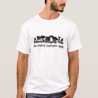 Arizona o estado do Grand Canyon Camiseta