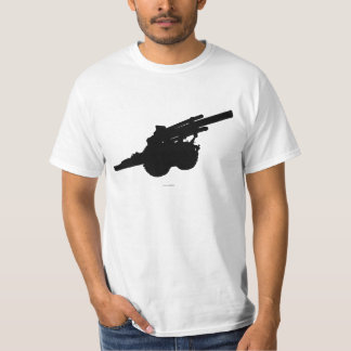 Arma da artilharia t-shirts