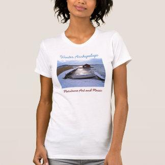 Arquipélago do inverno t-shirt