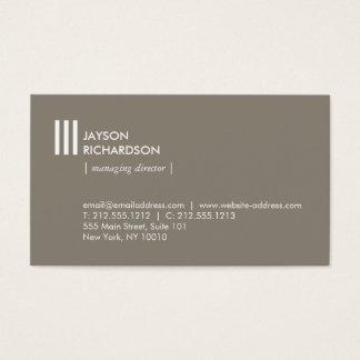 Arquitetura simples moderna, construção, design 3 cartão de visitas