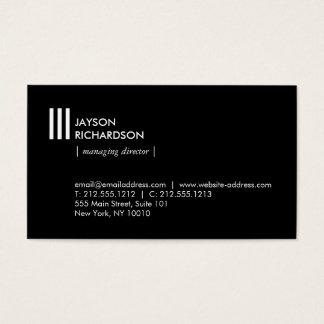 Arquitetura simples moderna, construção, design 4 cartão de visitas